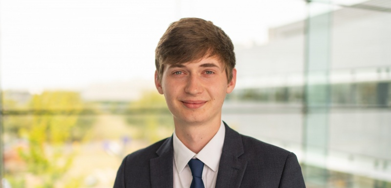 Ben Dove, Lab Automation Engineer discusses apprenticeships and a career in digital technology
