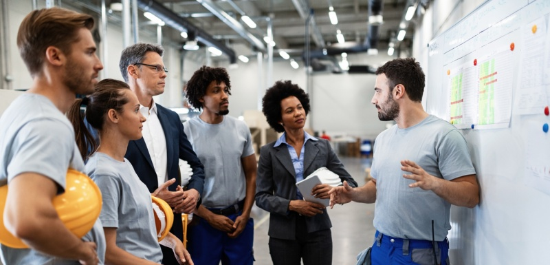 Process Leader Level 4 Apprenticeship Launched